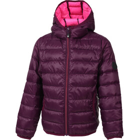 Color Kids Dirico Padded Jacket Kids Pickled Beet